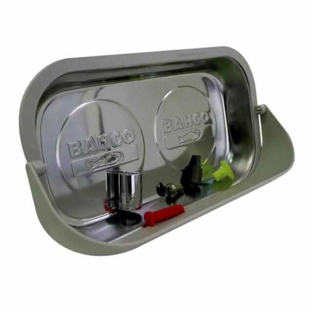 BAHCO Récipient Magnétique Récipient pour Pièces d'Outil Rond 24 x 14 cm BMR240