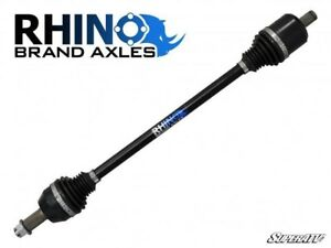 SuperATV-Rhino-Brand-Stock-Length-FRONT-RIGHT-Axle-for-Yamaha-Rhino-2004-2007