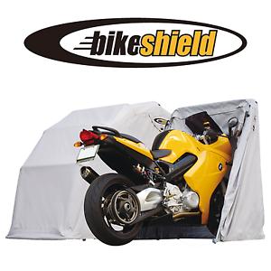 The-Bike-Shield-Motorrad-Garage-wasserdicht-Abdeckung-Plane-Zelt-Groesse-M-DE
