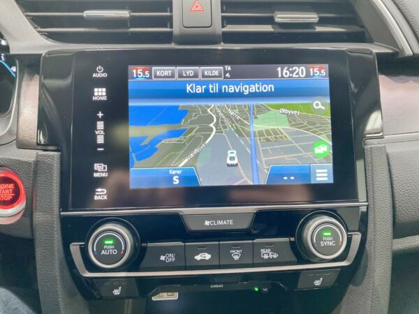 Honda Civic 1,5 VTEC Turbo Executive CVT billede 10