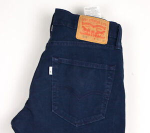 Levi's Strauss & Co Hommes 511 Slim Jeans Extensible Taille W31 L32 BCZ253