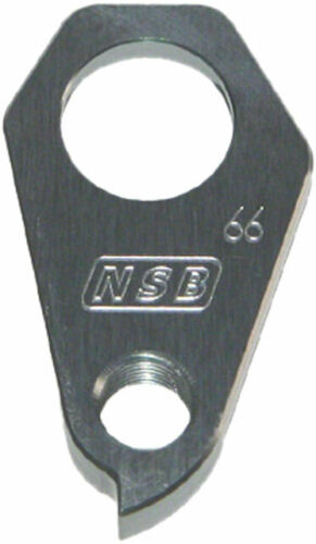 North Shore Billet DH 0066 Trek Scratch Derailleur Hanger