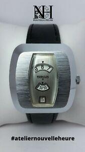 Montre mécanique vintage à guichet PERICLES (cal.FE233-69-A) Révisée