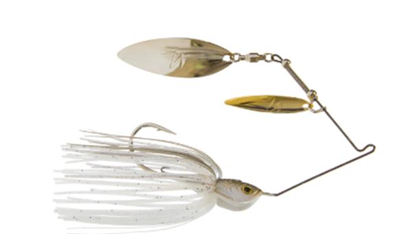 Redfish Zman Fishing Lure Z-Man SlingbladeZ Double Willow Spinnerbait Bass