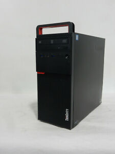 Lenovo ThinkCentre M700 MT [10gQS07400] 3.20GHz CORE i5 8GB RAM 500GB HDD W10P64