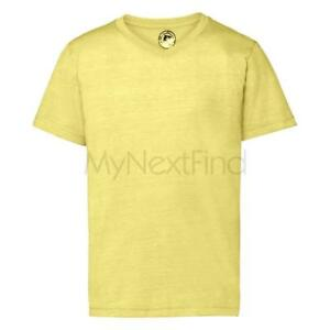 Russell chicos HD con cuello en V Camiseta