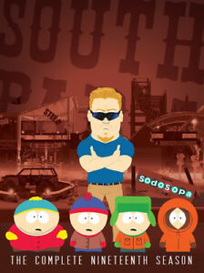 South-Park-The-Complete-Nineteenth-Season-New-DVD-Ac-3-Dolby-Digital-Dolby