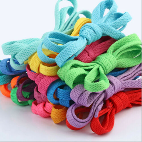 12 Pairs Flat Athletic 31 39 47 59 71 inch Athletic Sneaker Shoe laces strings