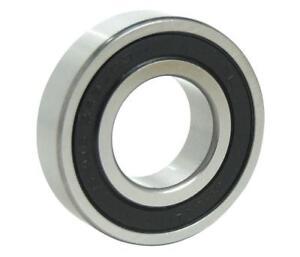 6204-2RS Sealed Bearings 20x47x14 Ball Bearing//Pre-Lubricated-4 Bearings
