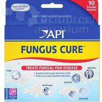 Fungus Cure Powder Freshwater Aquarium Anti-fungal Fish Medication Api Powder