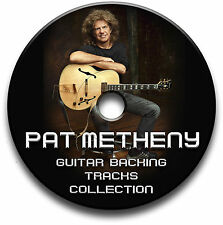55 x PAT METHENY STYLE JAZZ GITARRE MP3 PLAYBACK TITEL CD ANTHOLOGY LIBRARY