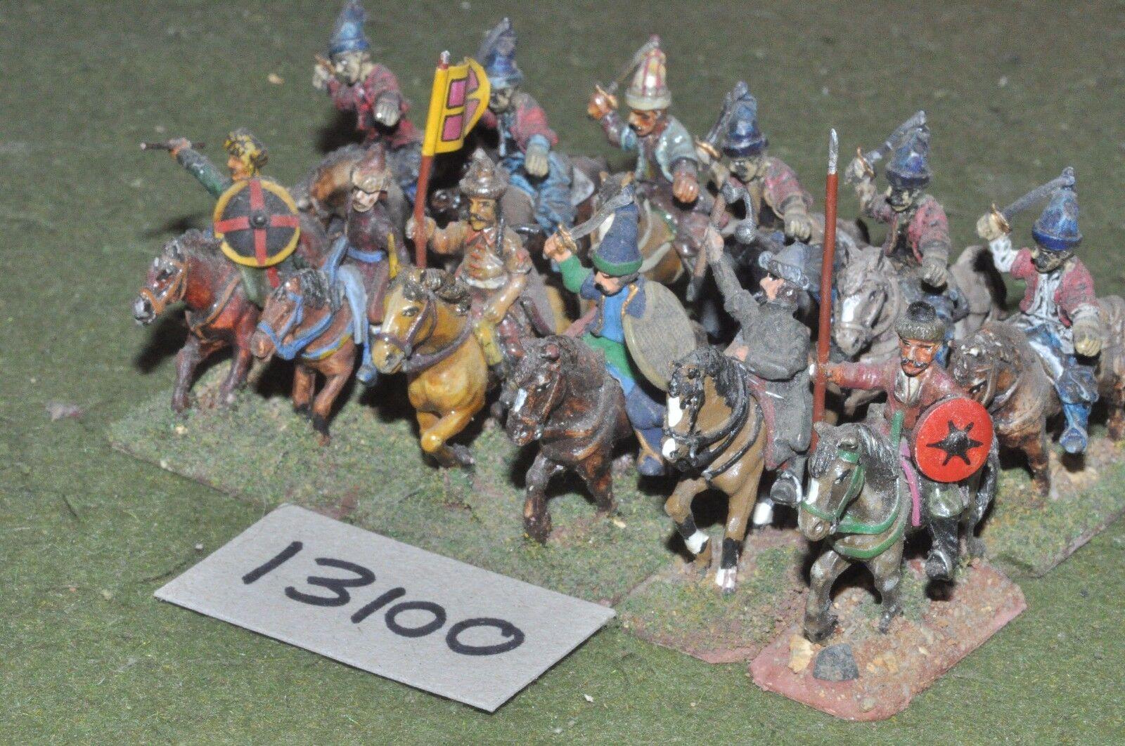 25mm renaissance   zahnstein - tartar kavallerie 12 kavallerie - cav (13100)
