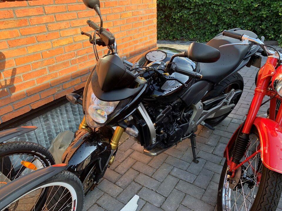 Honda, Hornet 600, 600 ccm