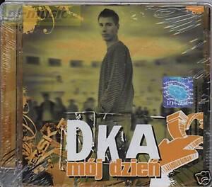 DKA-MOJ-DZIEN-hip-hop-from-Poland-CD-sealed