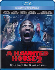 A Haunted House 2 (Blu-ray/DVD, 2014, 2-Disc Set, Canadian)