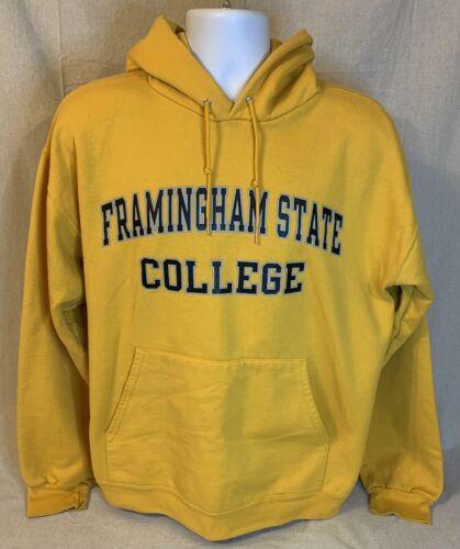 Vintage Champion Framingham State College Hoodie S