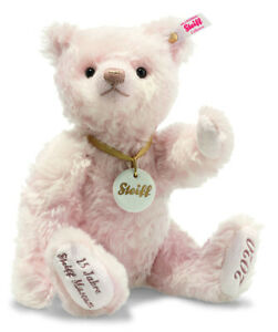Steiff Museum 2020 Teddy Bear - limited edition mohair collectable - 675003