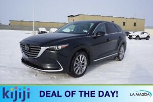 2020 Mazda CX-9 AWD GT Navigation (GPS),  Leather,  Heated Seats,  Sunroof,  Back-up Cam,