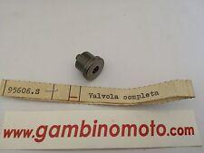 VALVOLA COMPLETA MOTORE RUGGERINI CODICE ORIGINALE 95606.S