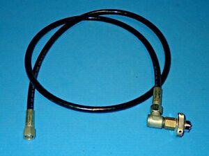 Hochdruckschlauch, Füllschlauch, Überströmschlauch, Länge ca. 160 cm, §