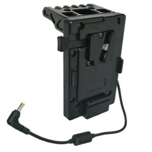 HONTOO Professional V-mount Battery Plate Power Supply fit for Sony FS7 Camera