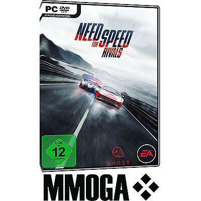 Need for Speed Rivals Key EA/ Origin Download code/ NFS Rivals Key [PC][NEU]