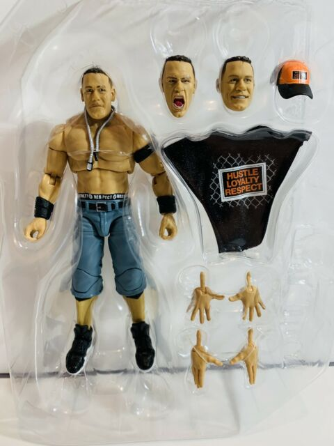 WWE Mattel Ultimate Edition 5 John Cena Action Figure BRAND NEW Wrestling 2020