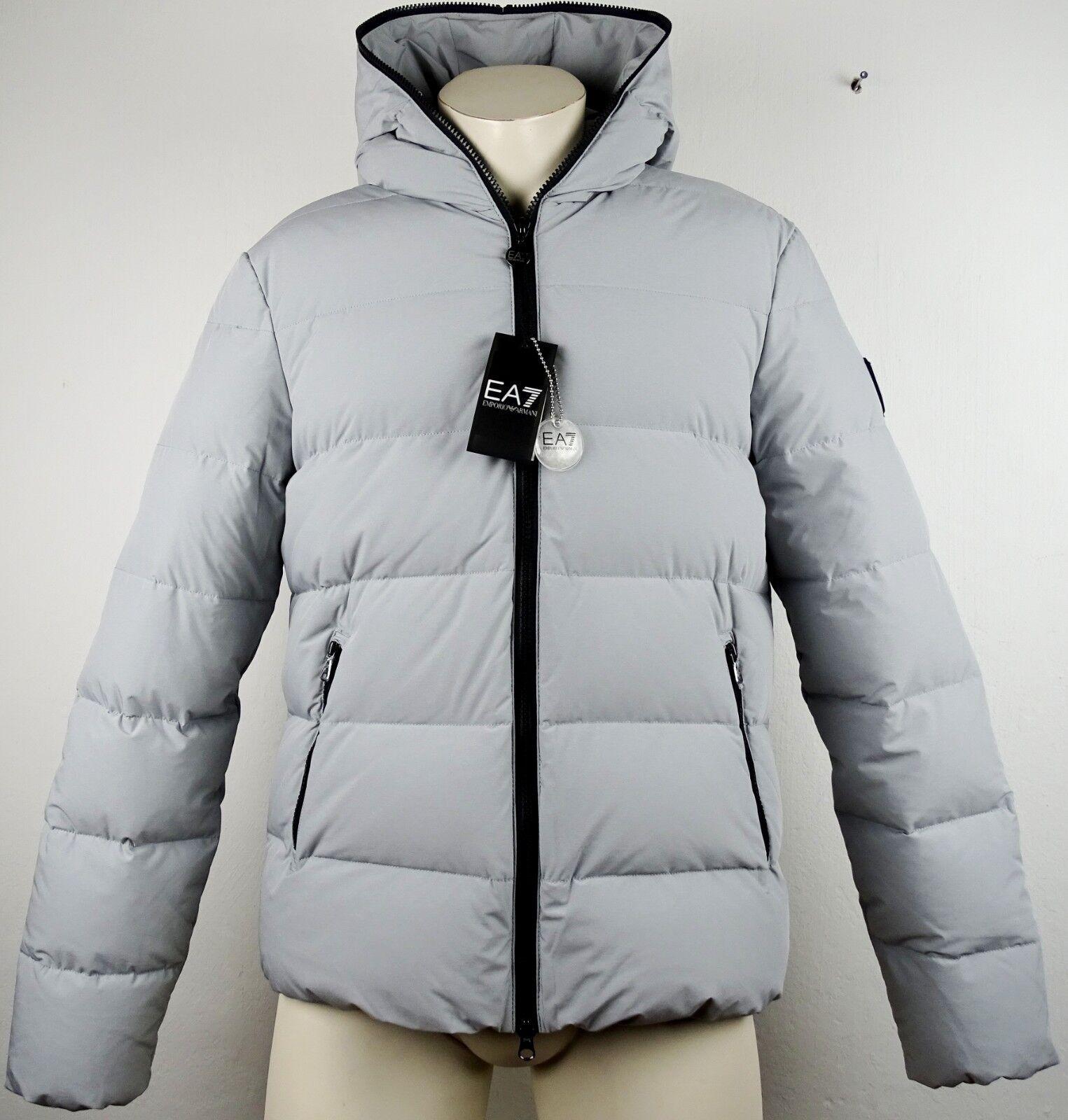 Emporio Down Capuche Armani Homme Doudoune Veste Jacket Taille Neuf 71wfqS7 cb4d5c119ae