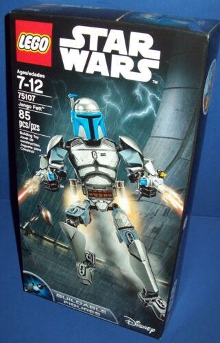 LEGO 75107 JANGO FETT ~ STAR WARS NISB new HTF retired buildable figures