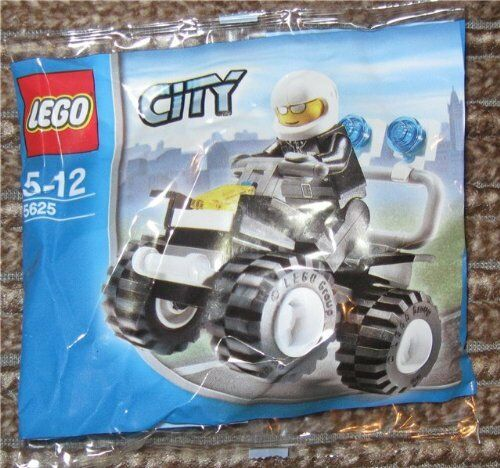 LEGO City Police 4x4 (Bagged) [Toy]