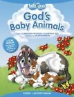 God's Baby Animals Story + Activity Book by Courtney Rice, Marjorie Redford (Paperback / softback, 2014)
