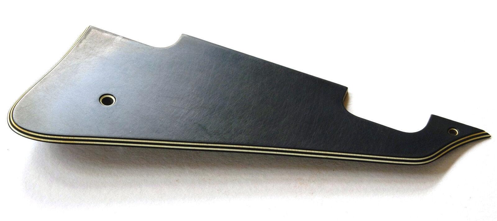Aged Historic LP Gold Top Back Plate Brown GuitarSlinger Parts fits Les Paul ®