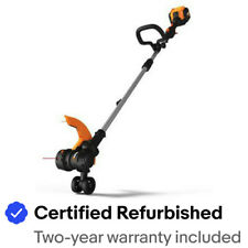 """WORX WG191 56V 13"""" Cordless String Trimmer & Edger with Quick 90 Min Charger"""