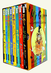 Mr-Gum-Collection-8-Books-Set-Pack-By-Andy-Stanton-Great-Gift-Idea-Brand-New