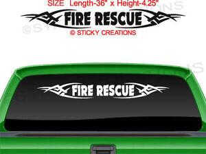 """RESCUE ROVER"" Pet Alert Decals - 100 PACKS | eBay  |Rescue Window Decals"