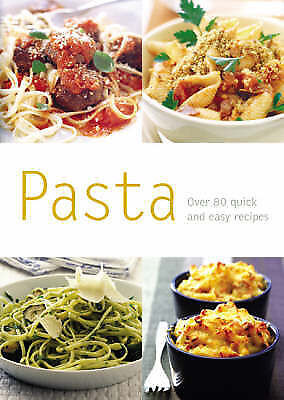 """""""AS NEW"""" Pasta: Over 80 Quick and Easy Recipes (Pyramid Paperbacks), , Book"""