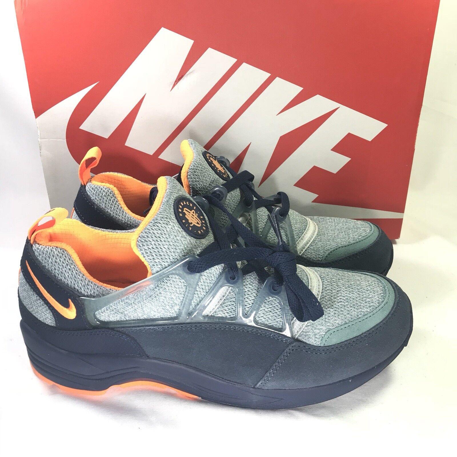 e505ba624053 Nike Zoom Air Huarache Men s Men s Men s Size 8 bluee Citrus 306127-402  6adfa3
