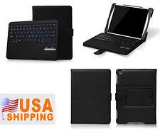Wireless Bluetooth Plastic Hard Keyboard Case For Apple New iPad 5 5th Gen Air