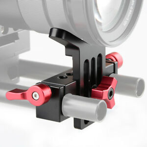CAMVATE-15mm-Lens-Support-Mount-Rod-Pipe-Clamp-Bracket-for-Camera-Follow-Focus