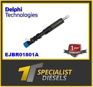 4x Renault Clio Kangoo Nissan Micra  1,5 dCi Injektor EJBR01801A 166009384R