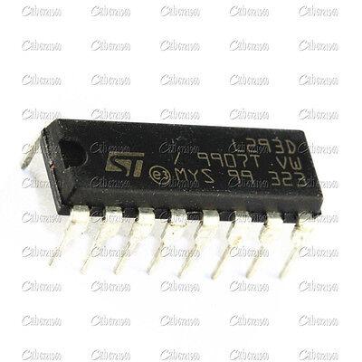 10Pcs L293D L293 Push-Pull Four-Channel Motor Driver IC
