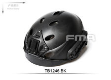 FMA PJ Special Force Recon Tactical Helmet BK For Airsoft TB1246-BK cag oda