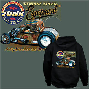 Hoodie-Hot-Rod-Kustom-Old-School-Rat-Garage-Automotiv-Rockabilly-Speed-1048