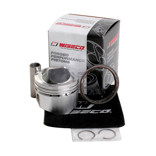 Wiseco Suzuki  DRZ125 DRZ 125 125L Piston Kit 58mm 1mm Over 2003-2016 11:1