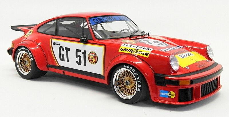 Minichamps 1 12 Scale Car 125 766451 - 1976 Porsche 934 EGT Nurburgring 300Km    Wirtschaftlich und praktisch