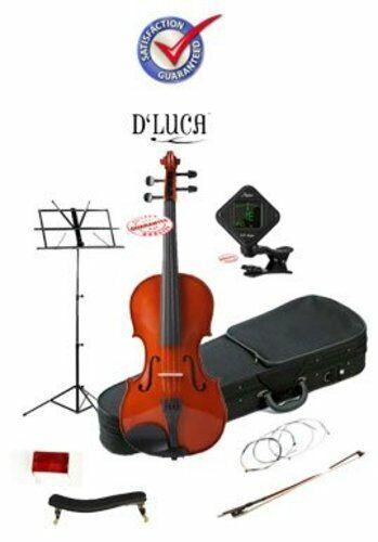 D'Luca Meister Schüler Geigenschule Paket 4 4
