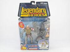 Marvel Legends Superpatriot Legendary Comic Heroes MOSC New Series Pitt Variant