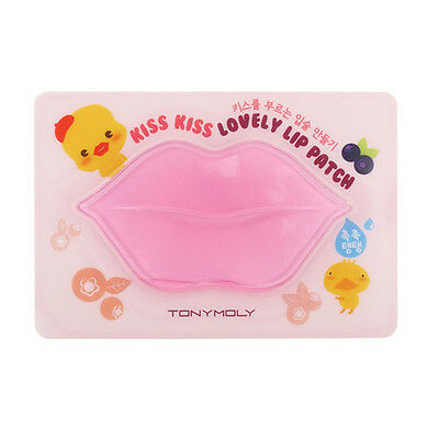 [TONYMOLY] Kiss Kiss Lovely Lip Patch  (1 Sheet for 1 use) gel mask