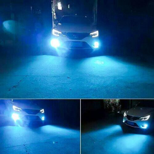 9005 9006 LED Headlights H10 Fog Lights for Chevy Silverado 1500 2003-2006 8000K