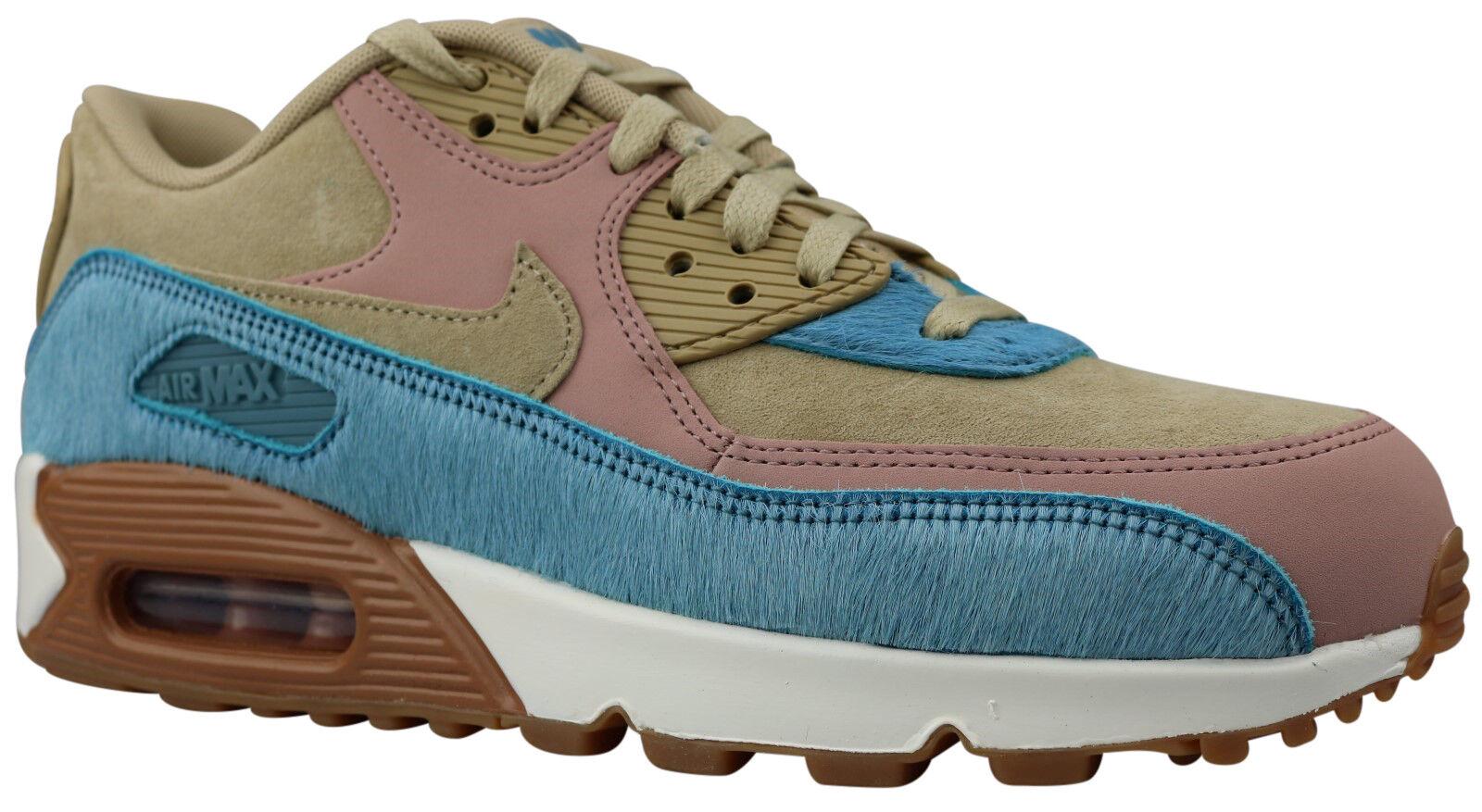 Nike Schuhe Wmns AIR MAX 90 LX Damen Sneaker Schuhe Nike 898512-200 Gr. 36 - 40,5 NEU & OVP aa868e